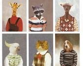 Picture Day Series II, 8  Fine Art Prints - 5 X 7