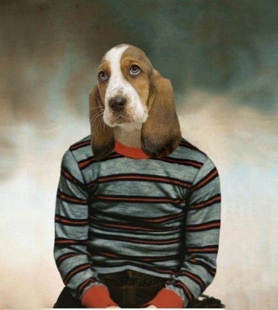 Hunter, 5th Grade - 8 X 10 Fine Art Print