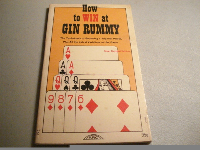 wanted gin rummy