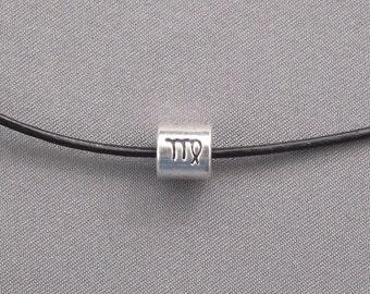 Zodiac  Virgo  Bead Necklace