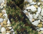 Men's Hunting Camouflage Star Scarf