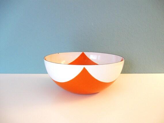 cathrineholm enamel bowl