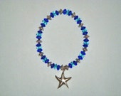 90% Off SALE - Starfish Bracelet:  Hand-Made Jewelry By T.L.C.