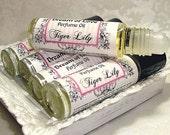 Tiger Lily Perfume Oil, Vegan Perfume Oil, Roll On Perfume Oil, Dream of Love