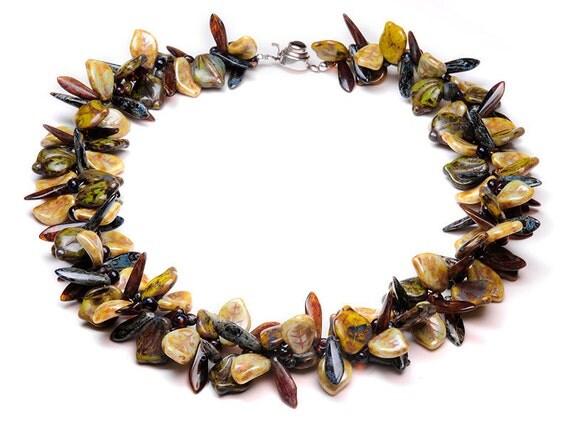 Tutorial - Leaf Necklace