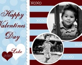 Show Your Love Valentine's Day Photo Card
