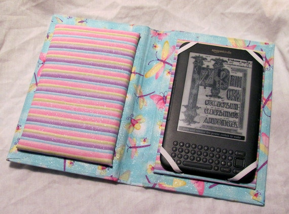 Dragonfly- Kindle Keyboard Hard Case