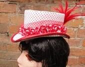 Switchblade Darling burlesque Top Hat