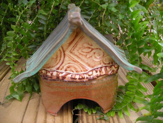 Toad house by faulknerstudio on etsy Make your own toad house