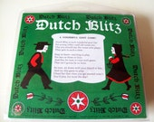 SALE Vintage 'Dutch Blitz' Playing Cards - 1973