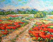 Summer Day- Original Oil Painting