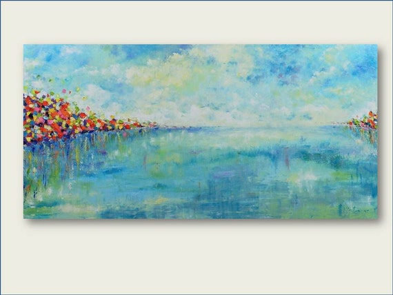 Original Oil Painting- Reserved for Caleigh