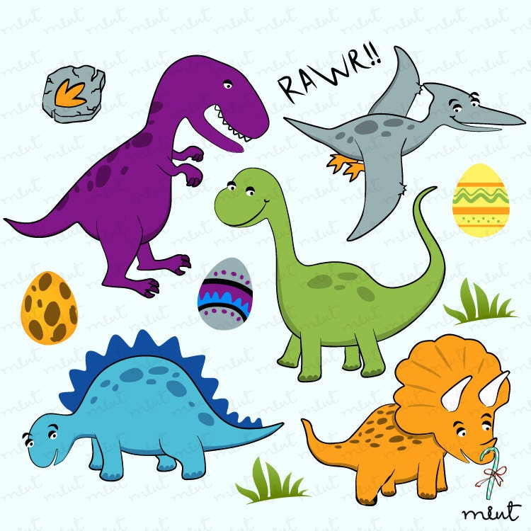 Gallery For gt Baby Dinosaur Egg Clip Art