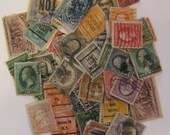 Old U.S. Stamps for Collage