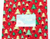 Ready Set Snow - Layer Cake - Moda - Winter fabric - NEW - OOP