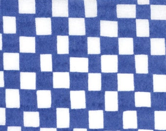Robotics - Royal Blue checks - Moda