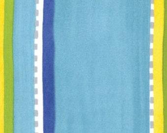 Robotics - Stripe in light blue - Moda