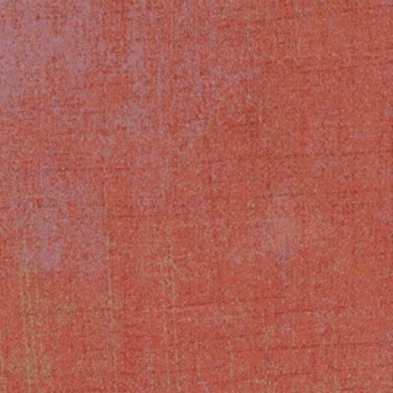 Grunge Basics Sateen Red grunge solid for Moda by Basic Grey