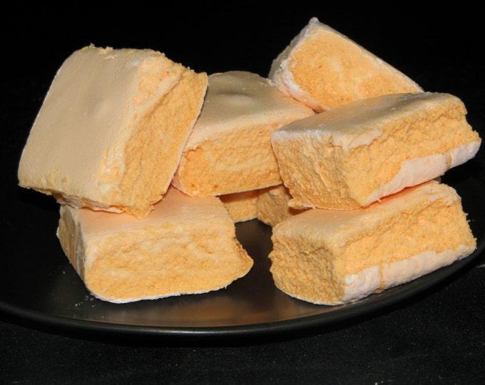 Orange Sorbet Marshmallows