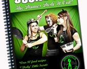 """Roller Derby Cookbook - """"The Dames Dish It Out"""" - by: The Greenville Derby Dames"""
