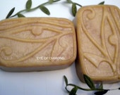 Handmade Handmilled Neem Lemon Lavender Soap 3.5 oz bar