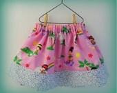 Lilia hula girl skirt, 12-18 months