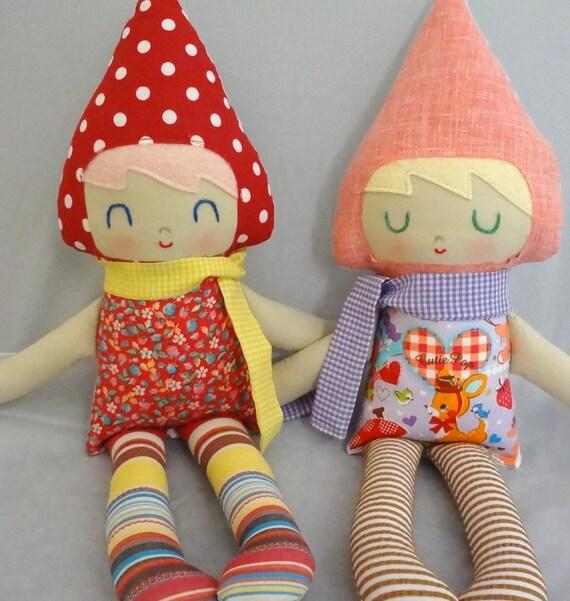 Gnome doll...custom made