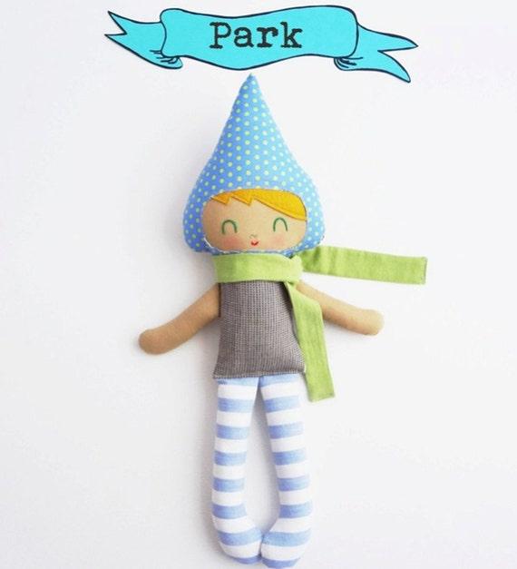 Park... Gnome Doll