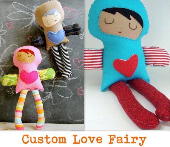 Love Fairy - Choose boy or girl
