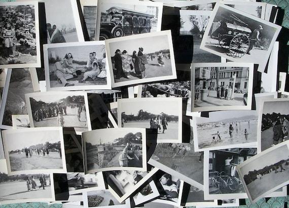 160 Vintage Photos 1950's JAPAN