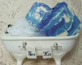Angel Whispers Soap -   Handmade Soap - Vegan Cold Process Soap