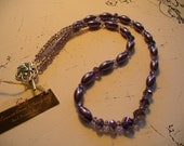 All That Glitters Crystal -Amethyst