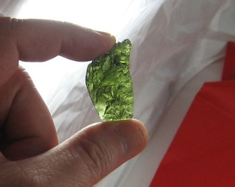 Rare Moldavite Specimen   MD10