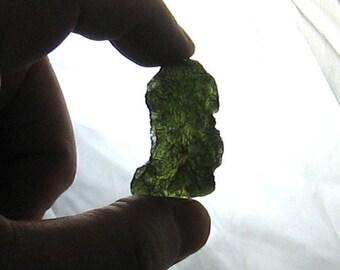 Rare Moldavite Specimen   MD216