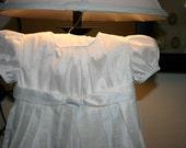 The Jane Blessing/Christening Dress
