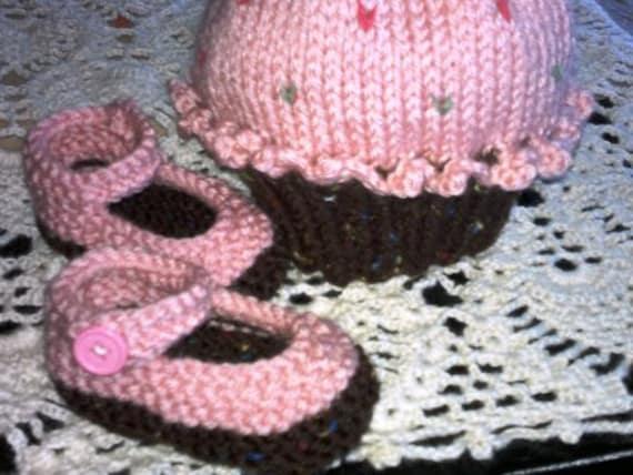 strawberry cupcake hat