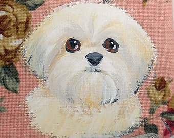 Shih Tzu Coin Purse ~ Gifts for Her ~ Shih Tzu Owner Gift ~ Gifts Under 20 ~ Dog Coin Purse