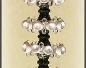 Baby Pink Lampwork Glass Disc Beads, FREE SHIPPING, Handmade Lampwork Spacers Beads, Earrings Set - Racelcartglass
