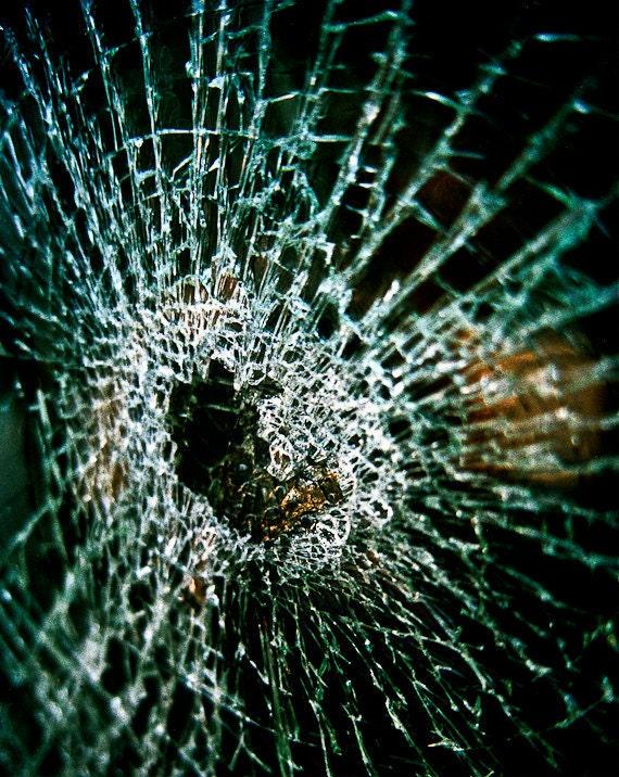 Abstract broken photograph glass broken heart smash destroyed for Broken mirror art