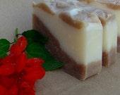 SALE Triple Almond Soap, Last Bar, Unscented Soap