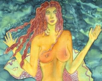 The Emerald Mermaid
