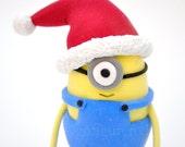 Santa Hat Minion