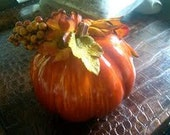 Mini Pumpkin Autumn Decor
