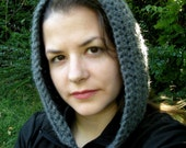 Crochet Pattern - Hood With or Without Ties - Meg