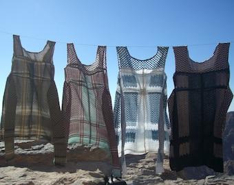 Keffiyeh dress