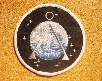 Stargate SG-1 Project Earth Patch 9x9 cm 3.5""