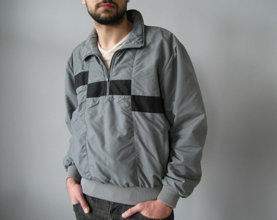 Asymmetrical Jacket 80 S Pullover Coat