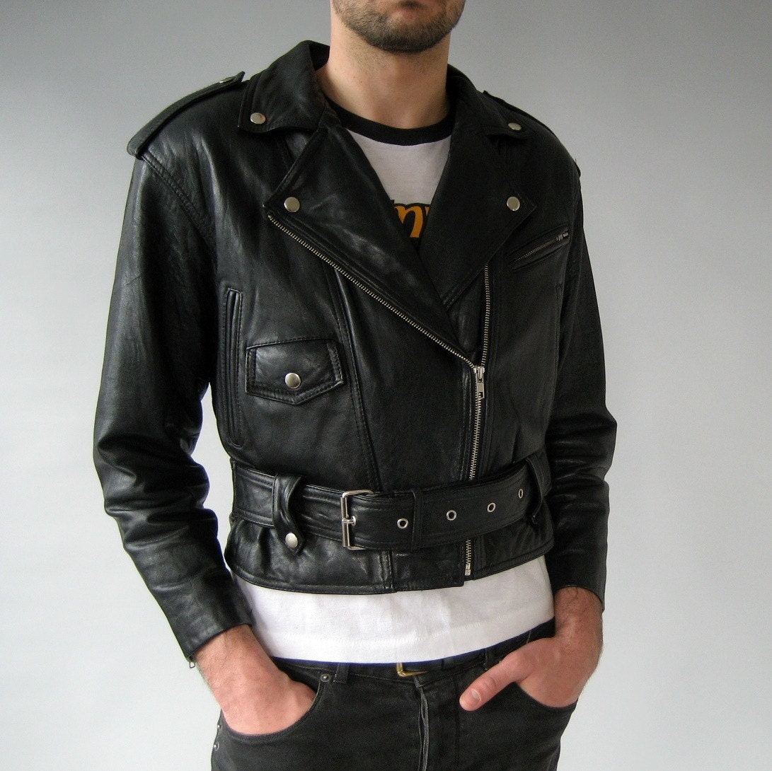Rock Leather Jackets