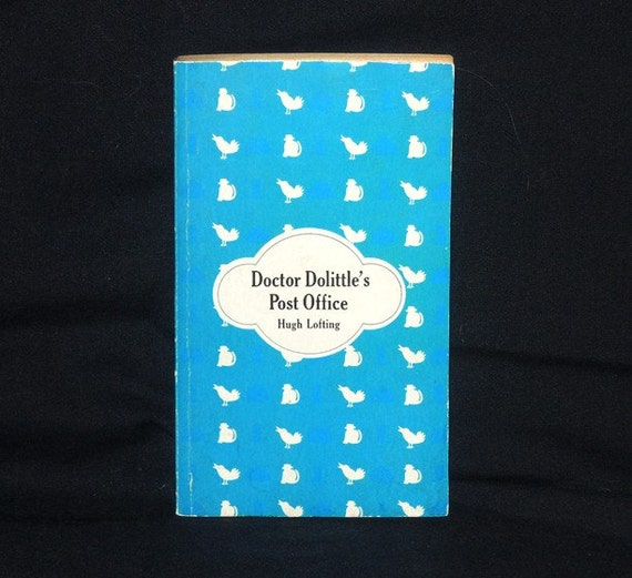 1923 Hugh Lofting THE STORY OF DOCTOR DOLITTLE Stokes 12th prtg