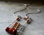 Ladder necklace